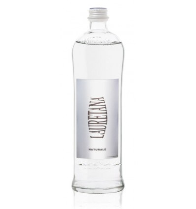 Lauretana pininfarina naturale 75cl sa ba bevande for Acqua lauretana a domicilio