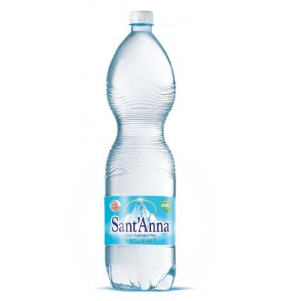 Acqua S Anna Naturale 1,5lt Vendita al dettaglio e domicilio