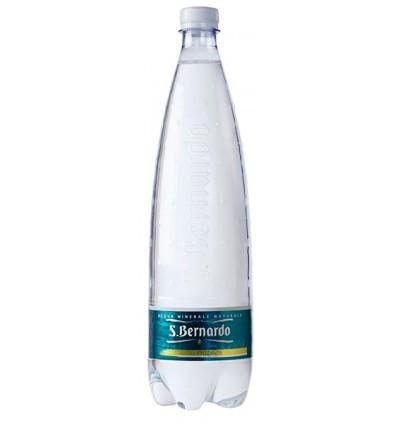 Acqua San Bernardo gassata 1lt Vendita al dettaglio e domicilio