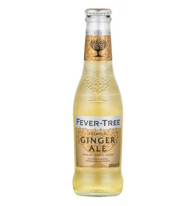 Fever Tree Ginger Ale cl 20