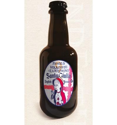 Santa Giulia 33cl - Brown Ale